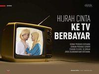 Hijrah Cinta ke TV Berbayar
