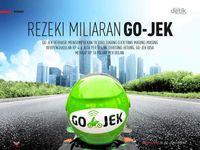 Rezeki Miliaran Go-Jek