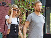 Calvin Harris Dikabarkan Beli Cincin Tunangan Rp 6,7 M untuk Taylor Swift