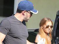 Ben Affleck Diisukan Pacari Pengasuh Anaknya Pasca Ceraikan Jennifer Garner