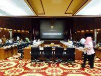Para Menteri Kumpul di Lapangan Banteng, Bahas Percepatan Pembangunan