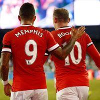Rooney: MU Punya Skuat untuk Jadi Juara