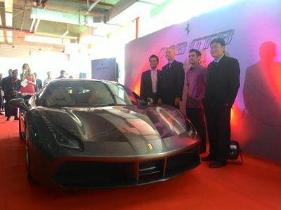 Inden Ferrari 488 GTB Bisa Setahun