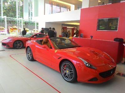 Ini Markas Baru Ferrari Jakarta