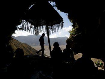 Persiapan Jelang Kasada Festival di Gunung Bromo