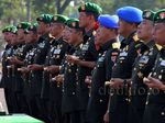 Sertijab 10 Jabatan Strategis TNI AD