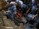 Longsor Terjang Nepal, 30 Orang Tewas