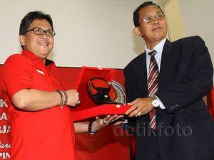 PDIP Jalin Kerjasama dengan STIP-AN