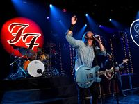 Foo Fighters Siap Penuhi Permintaan 1000 Rocker Italia?