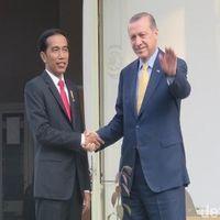 Kunjungi RI, Erdogan Bawa 200 Pengusaha Turki