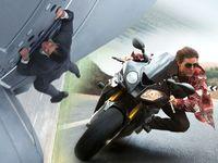 Aksi-aksi Mendebarkan Tom Cruise di 'Mission: Impossible Rogue Nation'