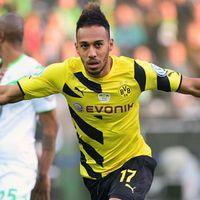 Dortmund Perpanjang Kontrak Aubameyang