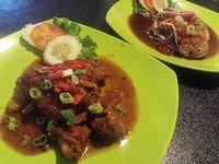 D Chicken Rice: Chicken Rice Pulen Berlauk Ayam Combrang yang Pedas Semerbak