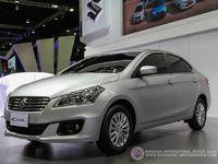 Diperkenalkan di GIIAS, Sedan Suzuki Ciaz Diluncurkan Akhir Tahun