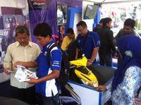 Yamaha Bagi-bagi Motor di Yamaha Motor Show