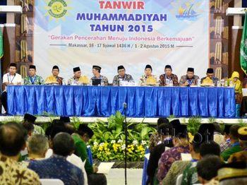 Gelar Sidang Tanwir, Muhammadiyah Pilih 39 Caketum