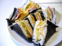 Nyam! Onigirazu, Sandwich Nasi Khas Jepang yang Sedang Tren untuk Bekal