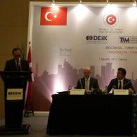 Kadin Ajak Pengusaha Turki Investasi Infrastruktur di RI