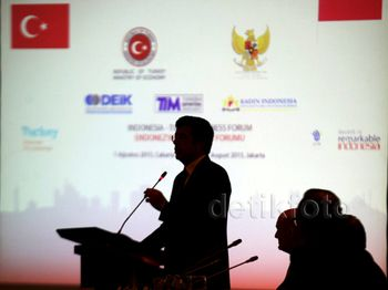 Kadin Ajak Pegusaha Turki Investasi Infrastruktur