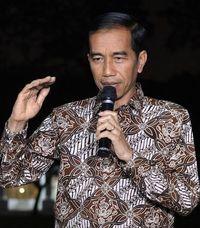 Jokowi Akan Resmikan Proyek Gas Terintegrasi Terbesar di RI
