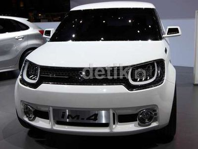 Suzuki Siap Kenalkan Teknologi Semi Hybrid di GIIAS