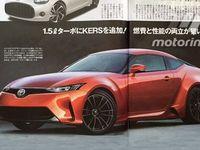 Wow, Toyota 86 Terbaru Bakal Pakai Teknologi KERS Mobil F1?