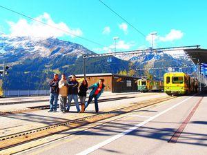 Liburan ke Swiss & Austria Tanpa Travel Agent, Kenapa Nggak?