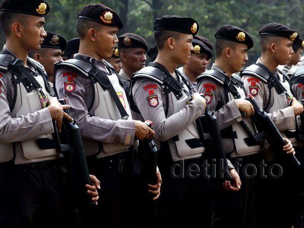 Apel Kesiapan Konferensi Kepolisian ASEAN ke 35