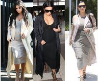 Kim Kardashian Jadikan Dress Ketat Sebagai Tren Busana Hamil