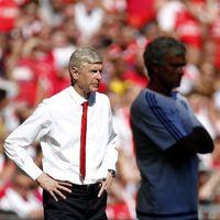 Wenger Akhirnya Kalahkan Mourinho