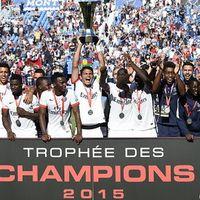 PSG Juara Piala Super Prancis