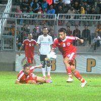 Bali United Tundukkan Persewangi 3-1