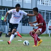 Bali United Tekuk Indonesia All Star 4-2