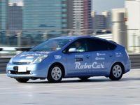 Wow, Tahun 2020 Taksi Otomatis Tanpa Sopir Sudah Berseliweran di Jepang