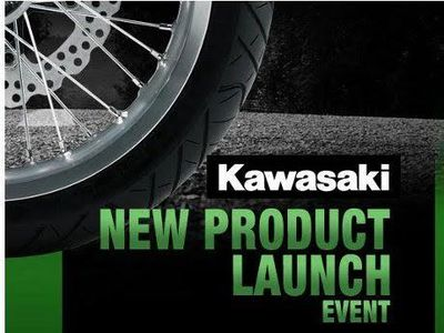 Kawasaki Luncurkan Model Baru Siang Ini, D-Tracker Terbaru?