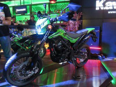 Kawasaki Tawarkan D-Tracker Special Edition, Harganya?
