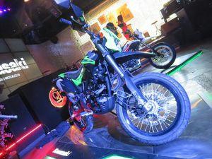 Ini Pembaruan Kawasaki D-Tracker