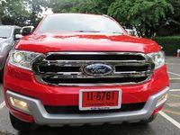 Rasakan Sensasi SUV Tangguh New Ford Everest