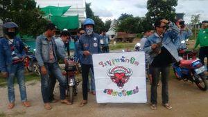 Melihat Aktivitas Klub Motor Jadul di Thailand