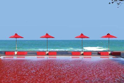 Hotel di Thailand Seperti Punya Kolam Renang Darah!
