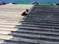Jelang Pidato Kenegaraan, Gedung DPR Dibersihkan