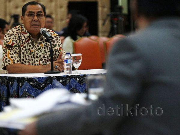 Sudjito dan Sumarno Jalani Tes Calon Pimpinan KY