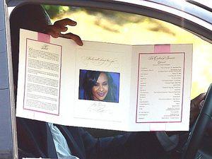 Konflik Keluarga Terjadi di Upacara Pemakaman Putri Whitney Houston