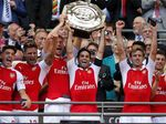 Arsenal Juara Community Shield