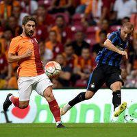 Puasa Gol Inter Berlanjut Usai Dikalahkan Galatasaray 0-1