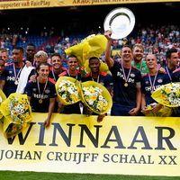 PSV Rebut Gelar Piala Super Belanda