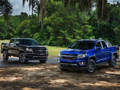 Chevrolet Sodorkan Dua Edisi Khusus PIkap Colorado