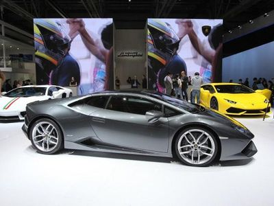 Ini Mobil Super Baru Lamborghini, Hyper Veloce, Tenaganya 788 Tenaga Kuda!