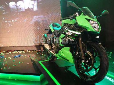 Kawasaki Belum Niat Hadirkan Ninja 150 cc 4 Tak