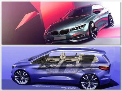 BMW Siap Luncurkan Seri 3 dan Seri 2 Gran Tourer Terbaru